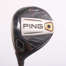 PING G400 5 Fairway Wood 17.5 Degrees Alta CB 65 Stiff Flex Left-Handed 78925D