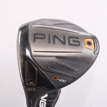 PING G400 Driver 10.5 Degrees ALTA CB Stiff Flex Headcover Left-Handed 78934D