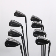 2020 PING G710 Iron Set 4-W,U Black Dot Alta CB R AWT Regular Right-Hand 78941D