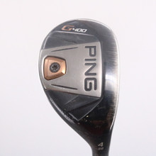 PING G400 4 Hybrid 22 Degrees Graphite ALTA CB 70 Stiff Flex Right-hand 78594G