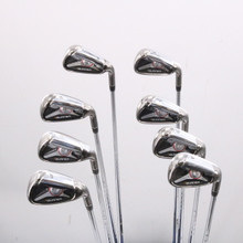 TaylorMade Burner Iron Set 4-P,G Steel 85 Stiff Flex Right-Handed 79313D