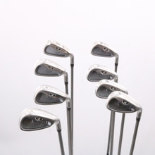 TaylorMade R7 XD 4-P,A Iron Set Graphite Shaft R7-65 Regular Right-Hand 79318D