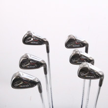 TaylorMade Burner 2.0 Iron Set 6-P,A Steel Regular Flex Right-Handed 79317D
