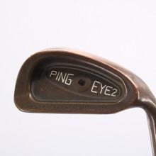 Ping EYE2 Plus Beryllium Copper Individual 4 Iron Black Dot Steel Stiff 79413J