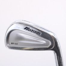 Mizuno MP-60 Cut Muscle Individual 4 Iron Dynamic Gold S300 Stiff Steel 79423J