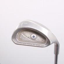 Ping EYE2 Plus L LW Lob Wedge 58 Degrees Black Dot Steel Stiff Right-Hand 79503B