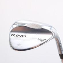 Cobra King MIM Wedge 56 Degrees 56.10V KBS Steel Stiff Flex 79020G