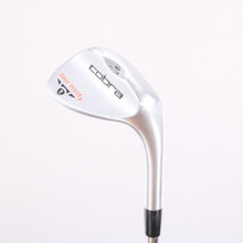 Cobra Tour Trusty Wedge 58 Degrees 58.08 Dynamic Gold Right-Handed Steel 79591H