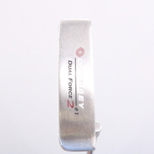 Odyssey Dual Force 2 #1 Putter 35 Inches Steel Right-Handed 79549B