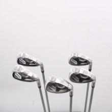 Cobra Baffler XL Iron Set 8-P,G,S Graphite Lite Senior Flex Right-Handed 79668D
