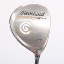 Cleveland Launcher Comp Fairway Wood 15 Degrees Stiff Flex Right-Handed 79793J