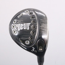 PXG 0341 3 Wood 15 Degrees Graphite Design YS-Six Regular Right-Handed 79685D