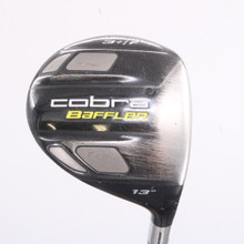 Cobra Baffler T-Rail Fairway 3+/F Wood 13 Degree Stiff Flex Right-Handed 79803J