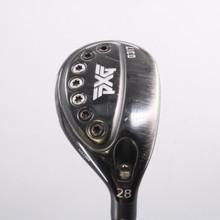 PXG 0317 Gen1 6 Hybrid 28 Degrees Veylix Alpina 673H Stiff Right-Hand 79684D