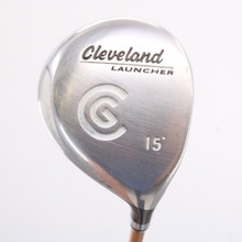 Cleveland Launcher Fairway Wood 15 Degrees Regular Flex Right-Handed 79824J