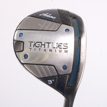 Adams Tight Lies Titanium 3+ Wood Bassara Graphite Stiff Flex Right-Hand 80008J