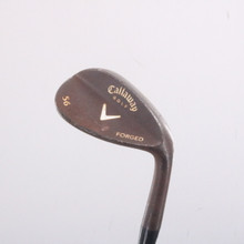 Callaway Forged Vintage Wedge 56 Degrees Steel Shaft Right-Handed 80145A