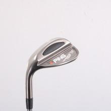 Ping Tour Black Nickel Chrome Wedge 56 Deg Orange Dot Soft-R Left-Hand 80170A