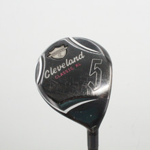 Cleveland Classic XL 5 Wood 18 Degrees Graphite Ladies Flex Right-Handed 81100B