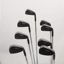 Titleist Black 670 Forged Iron Set 3-P Dynamic Gold SST S400 Stiff Flex 81544J