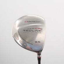 Adams Redline Titanium 460cc Driver 9.5 degrees Fujikura G60 Regular flex 81814B