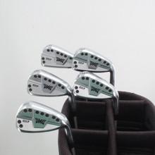 PXG 0311P GEN3 Chrome Forged Iron Set 6-W Steelfiber Stiff Tour w/ Lock 82116B