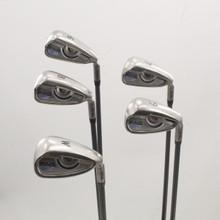 Ping G Iron Set 6-W Golf Dot CFS Graphite SR Senior Flex Right-Handed 82402J