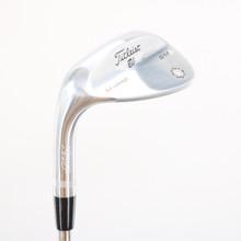Titleist Vokey SM6 Tour Chrome Wedge 56.08 Steel Shaft M Grind Left-Hand 82522H