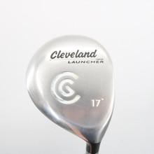 Cleveland Launcher 4 Fairway Wood 17 Degrees Gold 65g Shaft Stiff Flex 82683H