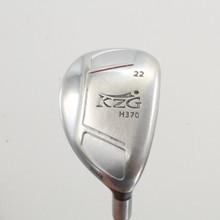 KZG H370 4 Hybrid 22 Degrees Graphite i700 Senior/Regular Flex Right-Hand 82734J