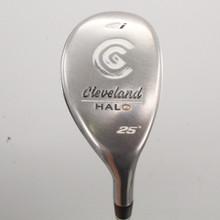 Cleveland Launcher Halo 4i Hybrid 25 Degrees Graphite Shaft Stiff Flex 82764J