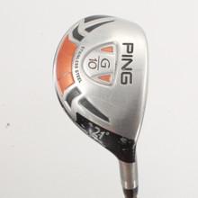 PING G10 4 Hybrid 21 Degrees Graphite TFC 129H Regular Flex Right-Handed 82785J