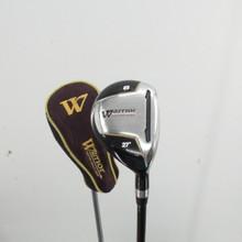 Warrior Golf Tomahawk Striker 6 Hybrid 27 Degrees Graphite Shaft Uniflex 82914B