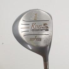 King Cobra Deep Face Driver 9 Deg Graphite Design Stiff Flex Right-Hand 82798J