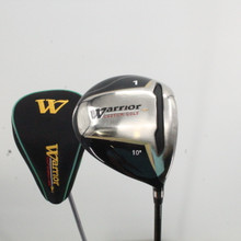 Warrior Golf Driver 10 Degrees True Launch Graphite Uniflex Right-Handed 82918B