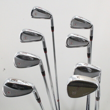 Ben Hogan Apex FTX Iron Set 4-E,52GW Steel Shaft Regular Flex Right-Hand 82817J