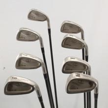King Cobra Oversize Senior Iron Set 3-PW Graphite Shaft Senior Flex 82818J