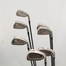 King Cobra Oversize Senior Iron Set Graphite Shaft Senior Flex Right-Hand 82820J