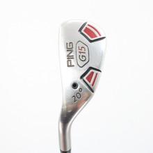 PING G15 Hybrid 20 Degrees Aldila Serrano Graphite Regular Left-Handed 83623G
