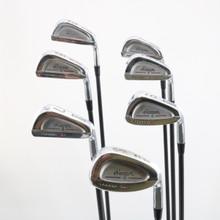 Ben Hogan Edge Forged GS Iron Set Graphite Shaft Stiff Flex Right-Handed 83420J