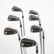 Titleist AP2 710 Iron Set 4-P True Temper Dynamic Gold S300 Stiff Flex 83424J