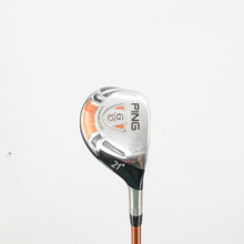 PING G10 Hybrid 21 Degrees Graphite TFC 129H Senior Flex Right-Handed 83378B