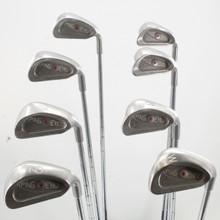 Ping EYE2 Plus Iron Set 3-W Red Dot Steel K-Shaft Stiff Flex Right-Handed 83435J
