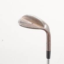 Nike VR Forged Raw Wedge 60 Deg 60.10 S400 Stiff Steel Right-Handed 84004H
