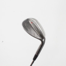Adams Tom Watson Gunmetal 60 Deg Lob Wedge 60.07 Steel Shaft Right-Handed 83783A