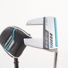 PING Sigma 2 Tyne 4 Platinum Putter 33 Inches Black Dot Headcover 83690G
