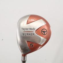 TaylorMade Burner 2 Fairway 5 Wood Graphite Shaft Stiff Flex Left-Handed 84054H