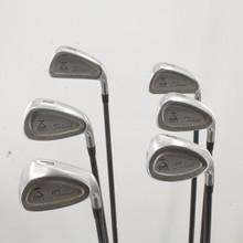 Titleist DCI Black Oversize+ 6-P,S Iron Set Graphite Shaft Regular Flex 83484J