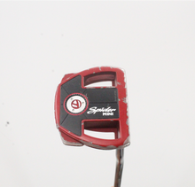 TaylorMade Spider Mini Red Putter 34 Inches Right-Handed 83814A