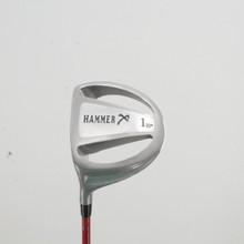Hammer X Driver 10 Degree Xtreme Xfactor Graphite Regular Flex Left-Hand 84213B